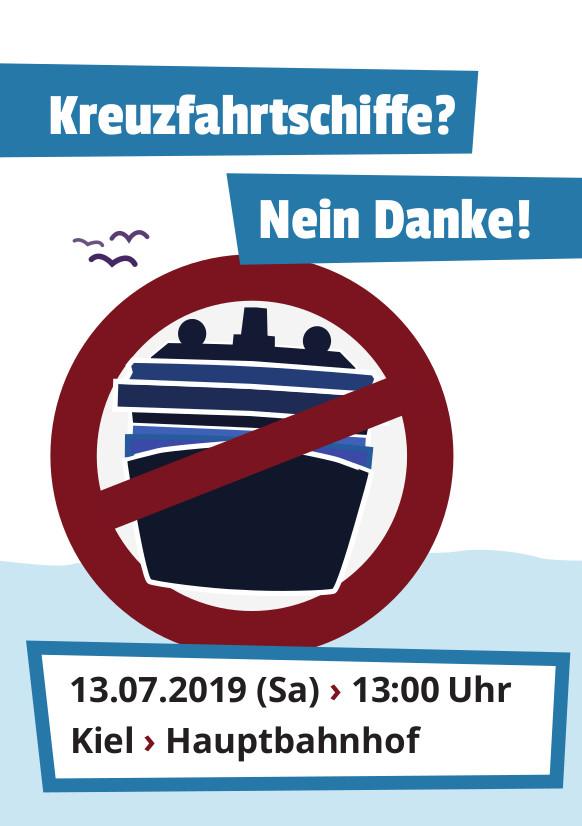 Kreuzfahrt-Demo